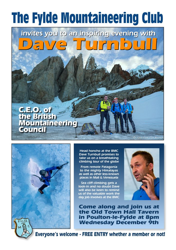 Dave Turnbull Poster