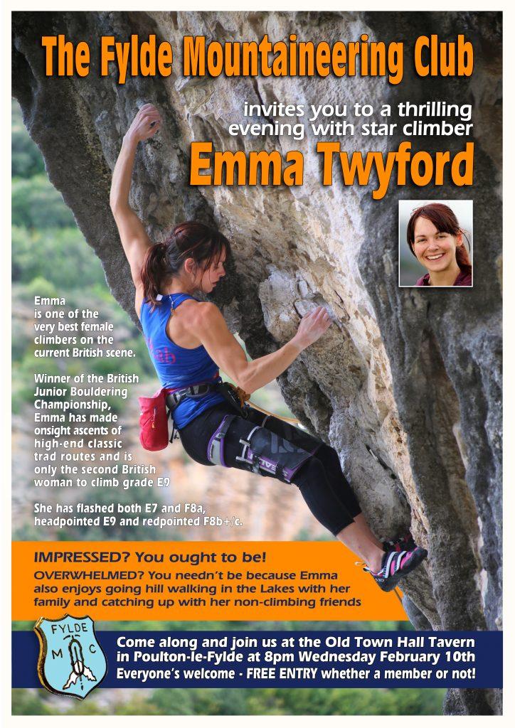 Emma Twyford Poster